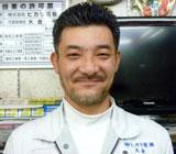 (株)ヒカリ電機 店長の大金甲子実です!